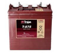 T875 8V Батарея с жидким электролитом