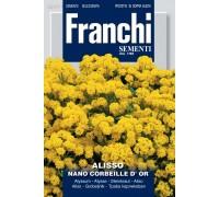 Алиссум желтый карликовый DBF 301/1   Franchi Sementi