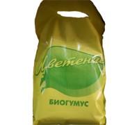 Биогумус гранулированый 2,5 кг фаско