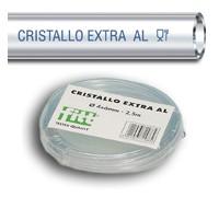 Шланг резиновый CRISTALLO EXTRA (7x10,5 мм)  FITT (Италия)