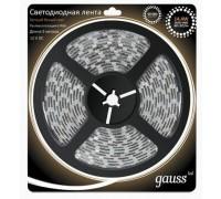 Лента Gauss 14.4W 12V DC тепл EB311000114
