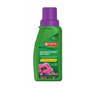 Удобрение для декоративно-цветущих растений Bona Forte Здоровье 285 мл органо-минеральное жидкое к