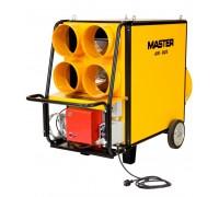 Жидкотопливный нагреватель с отводом отработанных газов BV 470 FSR  Master