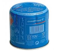 Картридж газовый CG C206 (прокольного типа, кол-во газа 190г., 20%пропан+80%бутан, работает до -5гра