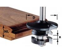 Фреза контр-профильная HW с хвостовиком 8 мм 491129