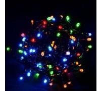 Гирлянда светодиодная для дома LED-PHDL, 5 м, 50 лампочек, мультиколор