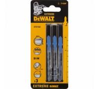 DeWalt, DT2150, Полотно для электролобзиков по металлу BIM EXTREME. По тонкому листовому металлу (1-