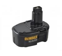 DeWalt, DE9091, Сменная аккумуляторная NiCd батарея, 14,4 В, 2,0 Ач