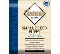 Diamond Naturals Small Breed Puppy Для щенков мелких пород 18.18 кг