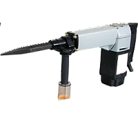 ЭМО-1,2-15 «Лепсе» эл.отбойный молоток, сила удара 15Дж, мощность 1200Вт.