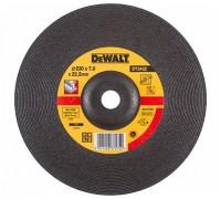 DeWalt, DT3432, Обдирочный круг по металлу для УШМ, 230 x 22.2 x 7 мм