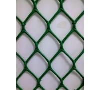 Садовая решетка (18*18 30м) Ф-18-30 хаки (цена за п/м)