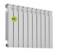 Биметаллический радиатор UNO-TWIN 500/80 (10 секц)