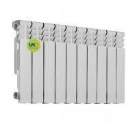 Алюминиевый радиатор UNO-BEST 350/80 (10секц)