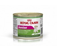 Консервы для собак Royal Canin Mini Junior 195gr.