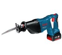 Акк. пила сабельная Bosch GSA 18 V-LI 060164J000