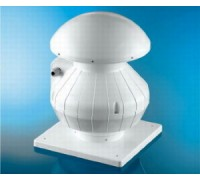 Проходной радиальный вентилятор (пластмассовый) Dospel EURO 0