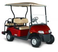 Машинка для гольфа FREEDOM RXV 2+2 Gas