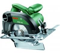 Ручная дисковая пила PKS 40 Bosch 0603328008