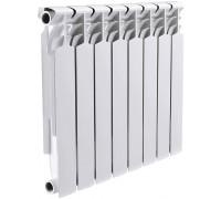 Биметаллический радиатор UNO-FORTE 500/80 (10 секц)