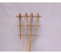 Лесенка для цв. из бамбука 0.35 м (4).