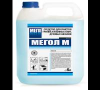 МЕГОЛ-М 5л Средство для очистки грилей, кухонных плит, духовых шкафов