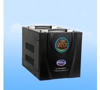 Стабилизатор PC-SCR 8000VA Cим. черный