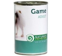 NP dog adult Game 800g dog food