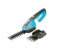 Ножницы для газонов и кустарников аккумуляторные ClassicCut + ножи для травы и кустарника Gardena 08887-20