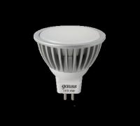 Лампа Gauss MR16 4W 220V 4100K FR EB101505204