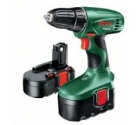 Шуруповерт PSR 18 (2 акк.) Bosch 0603955321