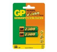 Аккумулятор GP 230AAHC-2CR2 блистер 2 шт/10/100/