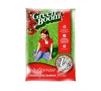 Удобрение минеральное сухое, гранулированное, с микроэлементами Green Boom®  Розы 1кг.