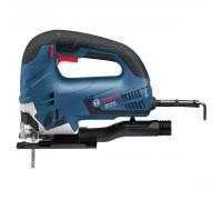 Пила лобзиковая Bosch GST 90 BE, 650Вт, скорость вр.- 500-3100, ход мм- 26, древо/сталь м