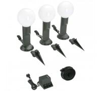 Комплект с шаровыми светильниками Gardena