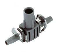 """Соединитель T-образный для микронасадок  4,6 мм (3/16"""") Gardena 08332-29.000.00"""