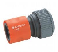"""Коннектор стандартный 13 мм (1/2""""), без упаковки Gardena 00915-50.000.00"""