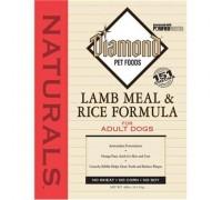 Diamond Naturals Lamb Meal & Rice Для взрослых собак . Ягненок с рисом 18,14 кг