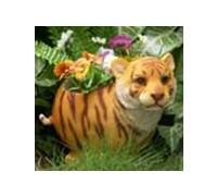 Горшок Тигр HA9009-3N(1)  GS