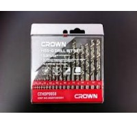 Набор свёрел Hss-G  Crown CTHDP0058