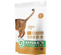 Natures Protection Indoor 400g cat food