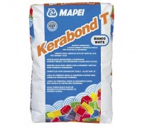 Клей для керамической плитки Kerabond T серый25кг