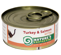NP Kitten Turkey&Salmon 100g cat food