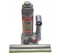 Домкрат гидравлический бутылочный, 2 т, h подъема 181–345 мм MATRIX  50715