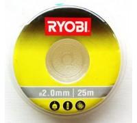 Катушка с леской в комплекте для триммера 2.0 мм, белая, триммеры RLT26/RLT30/RLT430