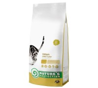 Nature's Protection Kitten 7kg complete pet food for growing cats