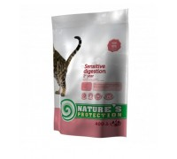 Natures Protection Sensitive digestion 400g cat food