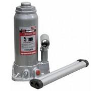 Домкрат гидравлический бутылочный, 5 т, h подъема 216–413 мм MATRIX  50756