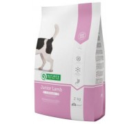 Natures Protection Dog Junior with Lamb 2kg dog food