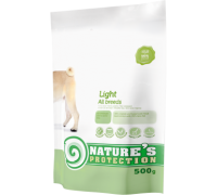 Natures Protection Dog Light 500g dog food